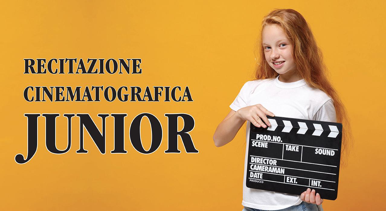Corso di Recitazione Cinematografica Junior