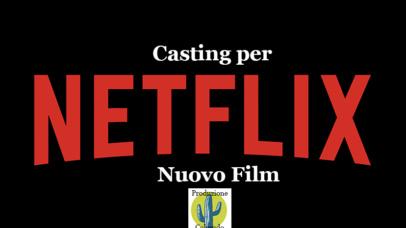 CASTING PER ATTRICI (18-22) – Nuovo Film NETFLIX (Produzione Colorado Film) – SOLO per Soci SMO