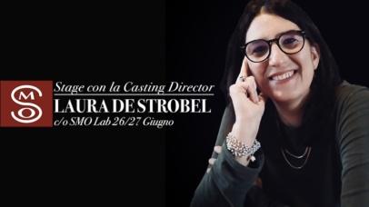 STAGE con LAURA DE STROBEL