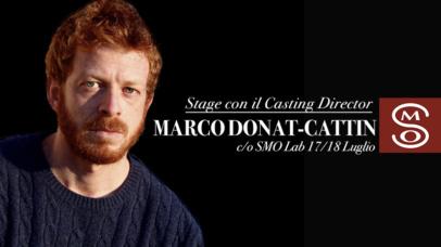 STAGE con MARCO DONAT-CATTIN